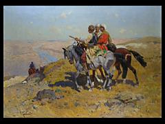 Detailabbildung: Franz Roubaud 1856 - 1928