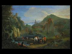 Théobald Michau 1672 - 1765 Antwerpen