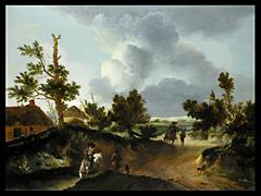 Jan Wouwerman 1629 - 1666, zugeschrieben