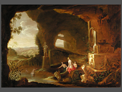 Abraham van Cuylenborch 1610 - 1658