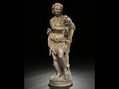 Große Bacchusfigur des 18. Jahrhunderts