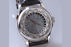 PATEK PHILIPPE WORLDTIMER REFERENZ 5110 HERRENARMBANDUHR