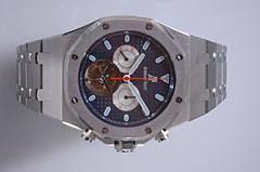 AUDEMARS PIGUET  ROYAL OAK MIT TOURBILLON