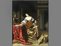 Detailabbildung: Willem van Mieris 1666 - 1747