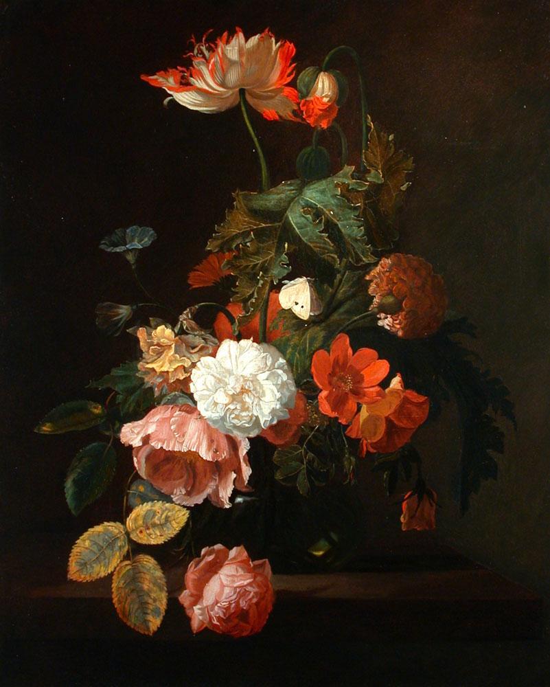 Simon Verelst 1644 Haag - 1721 London