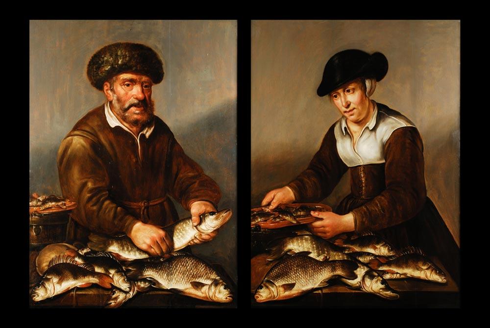 Pieter de Putter (Abb. Seite 26 - 27) 1605 - 1659