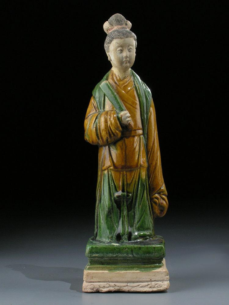 Hofdame der Ming-Dynastie