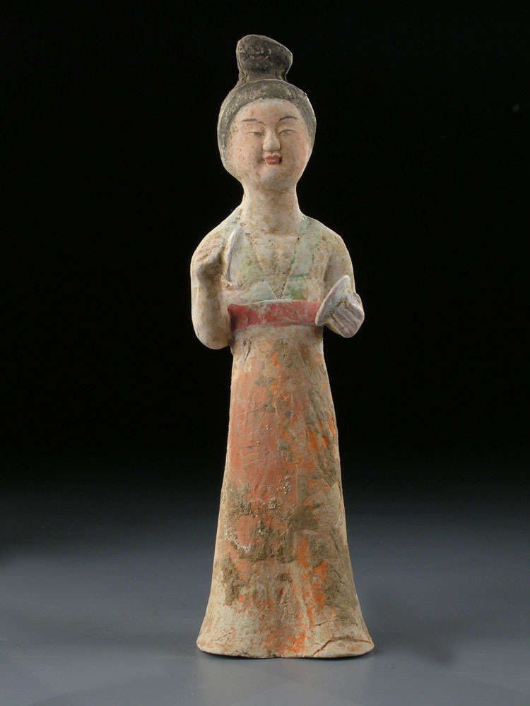 Musikantin der Tang-Dynastie
