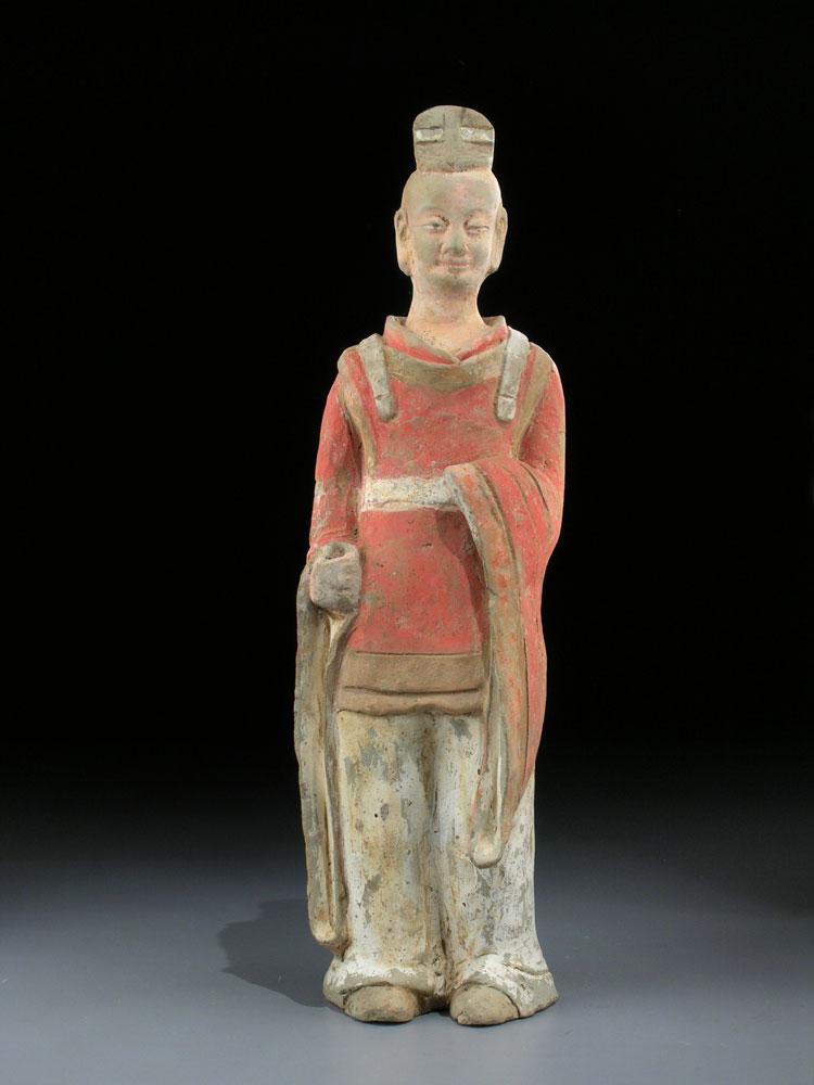 Diener der Tang-Dynastie