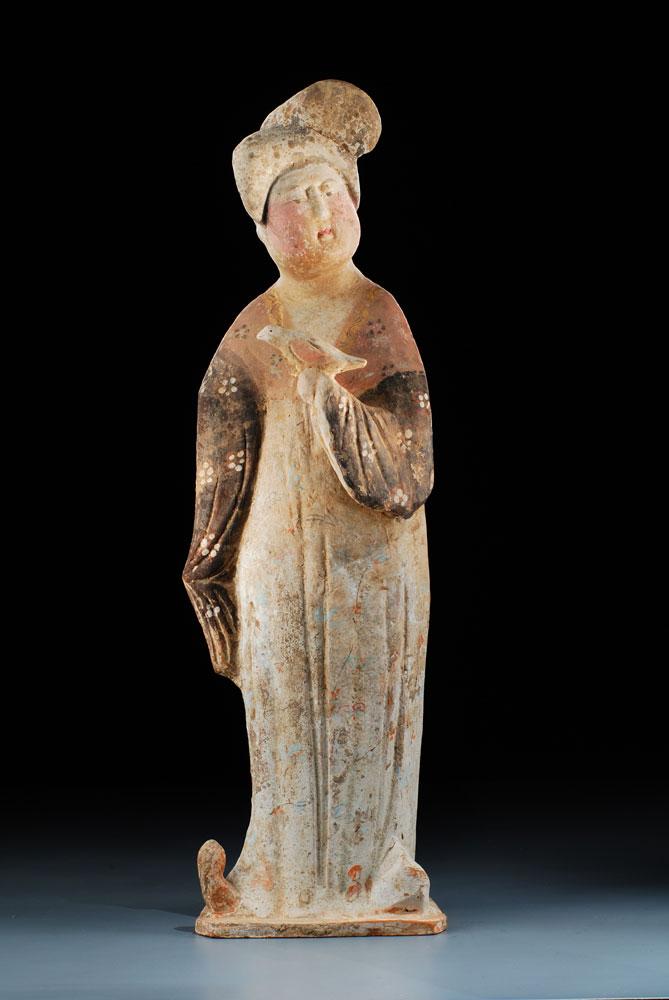 Matrone der Tang-Dynastie