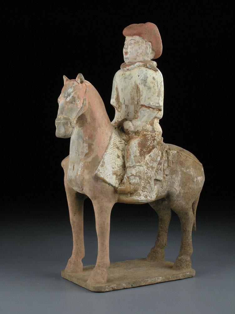 Reiter der Tang-Dynastie