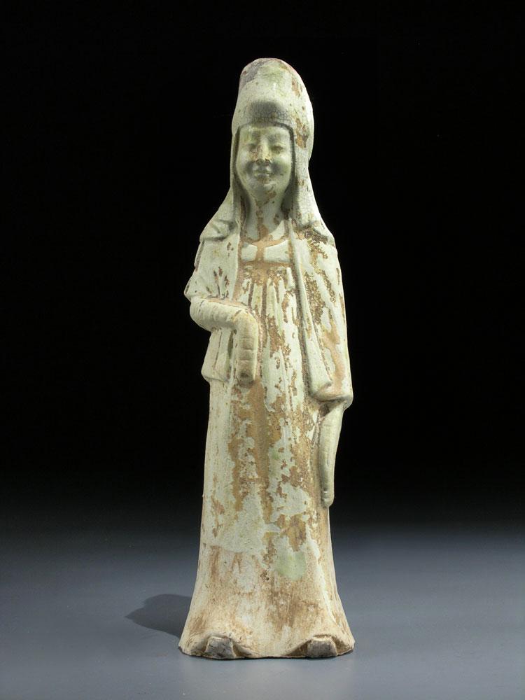 Hofdame der Sui-Dynastie