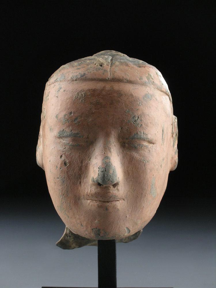 Kopf der Tang-Dynastie