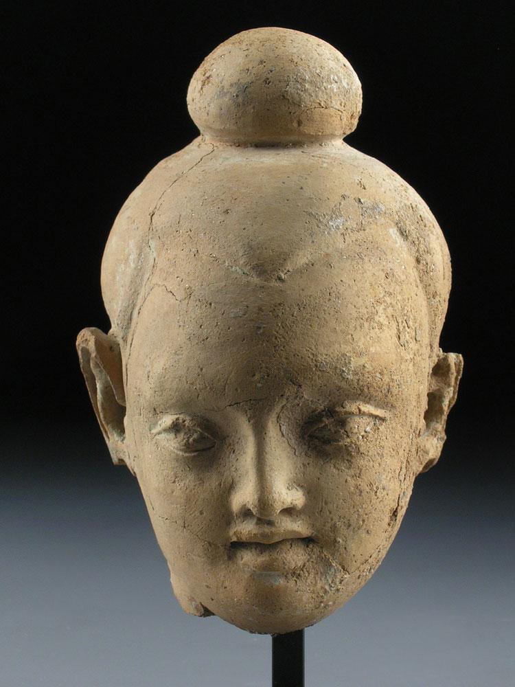 Gandhara-Kopf