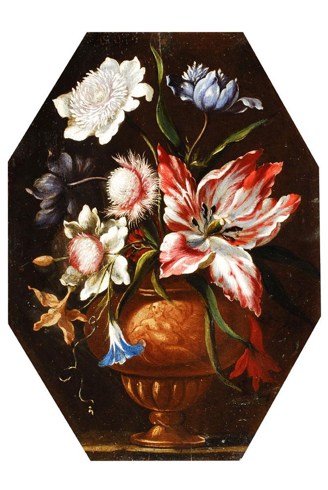 Francesco Mantovano um 1618 - 1660/63 Venedig, zug.