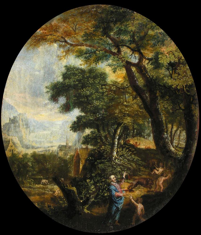 Französischer Maler des 17. Jahrhunderts