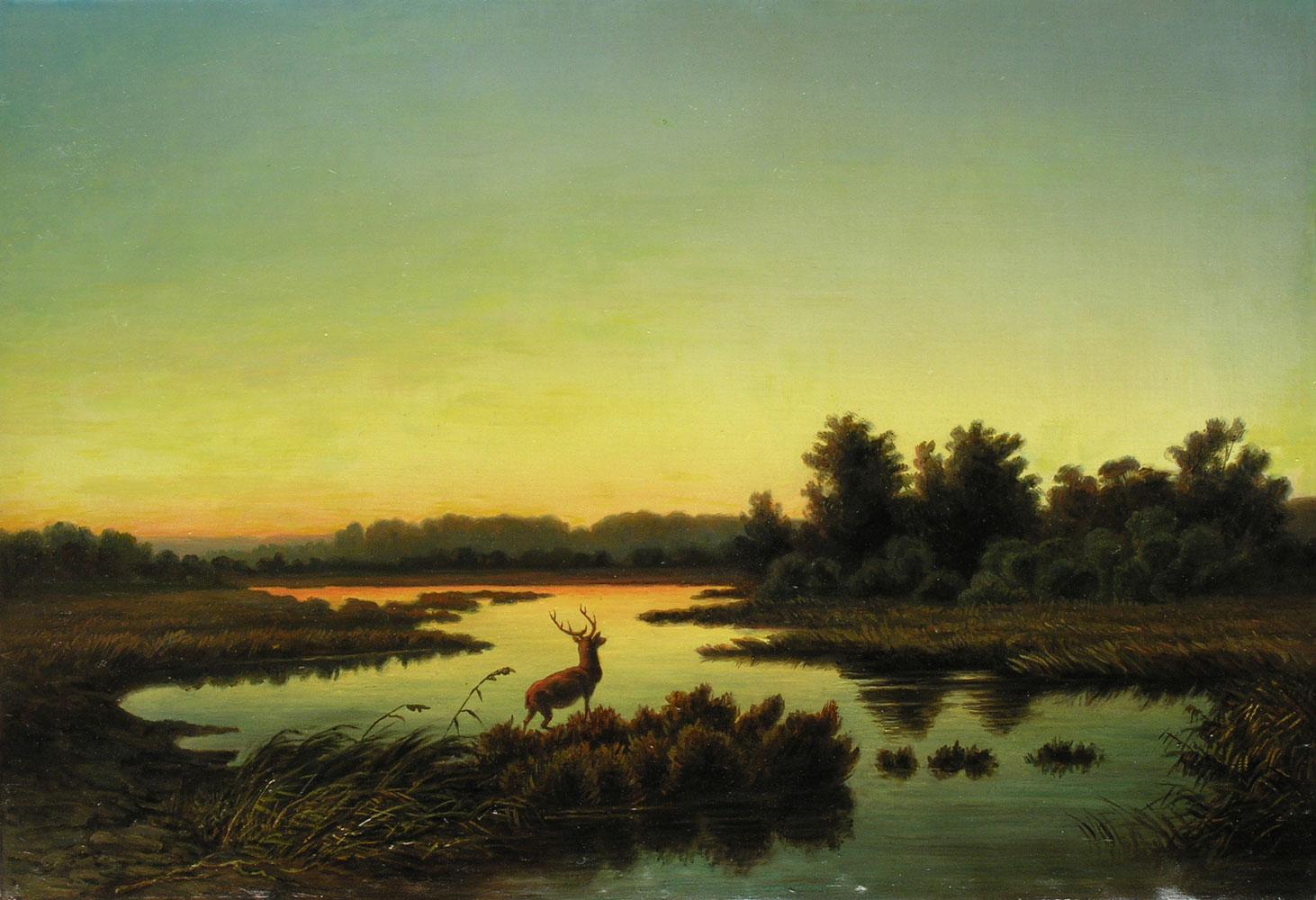 Anton Zwengauer 1810 München - 1884, zug.