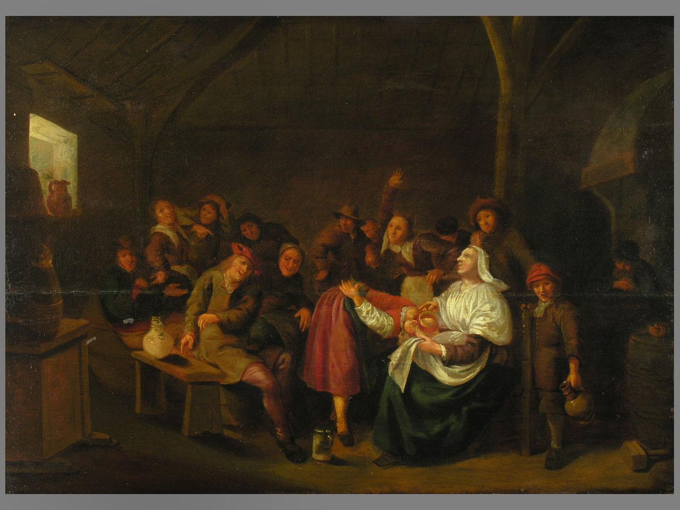 Jan Miense Molenaer 1610 - 1668, Nachfolge