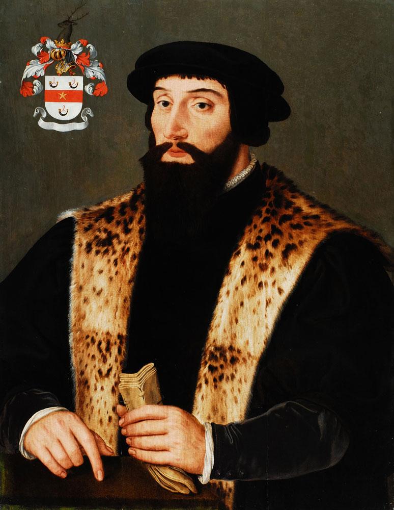 Pieter Jansz. Pourbus 1510 - 1584