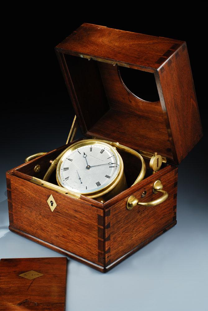 Breguet-Schiffschronometer