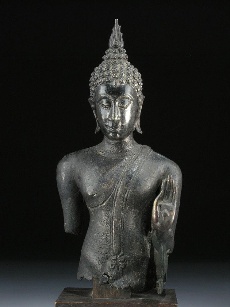 Buddha-Büste