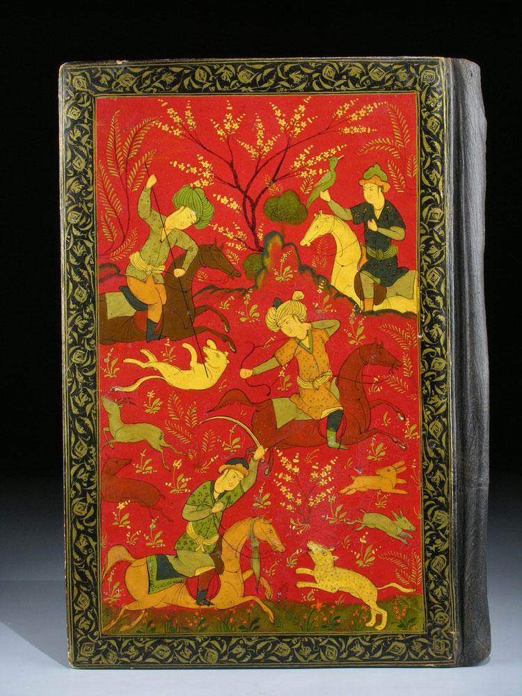 Kadjaren-Malerei