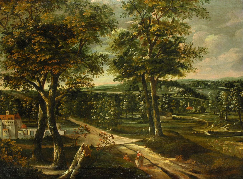 Maler des ausgehenden 18. Jahrhunderts