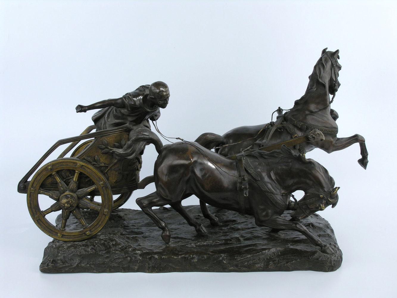 Cesare Mario Ferrari Italienischer Bildhauer des 19. Jahrhunderts
