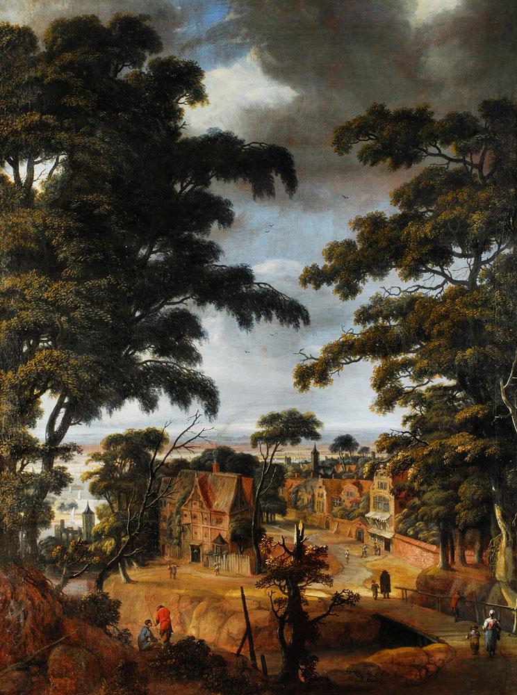 Gérard van Edema 1652 - ca. 1700 Holland, zug.