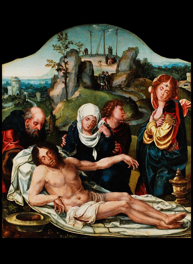 Pieter Cock van Aelst 1527 - 1559, Werkstatt