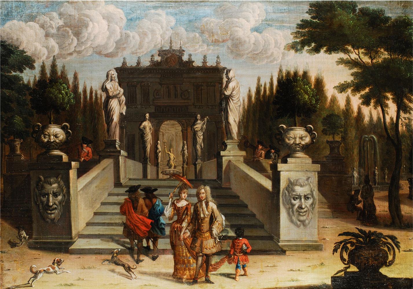 Johann Wilhelm Baur 1607 - 1642, zug.