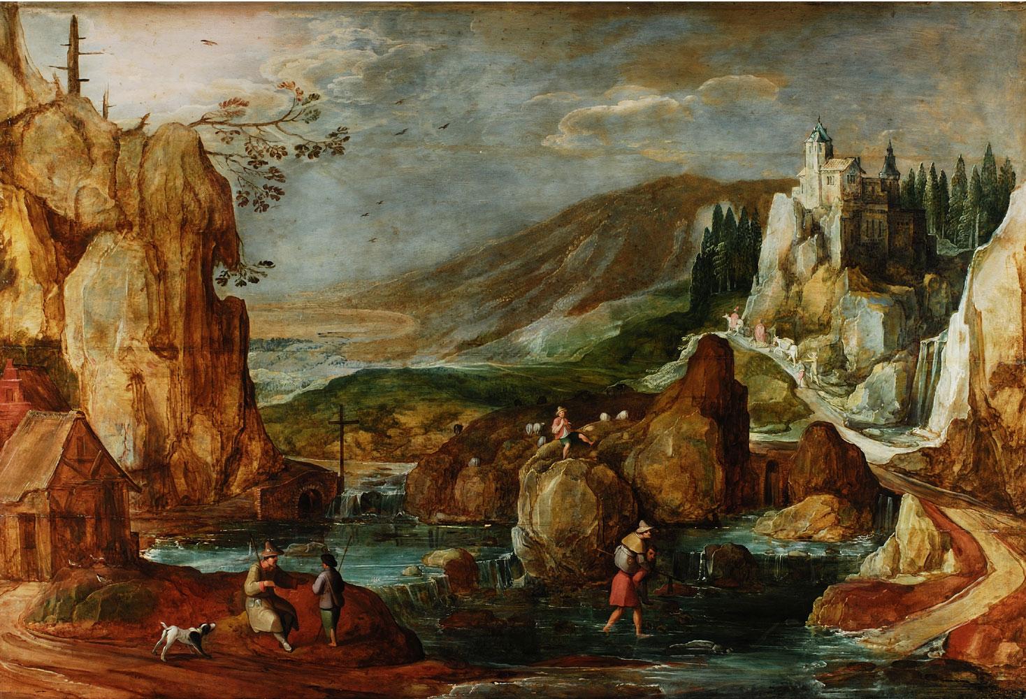 Josse de Momper 1564 – 1635
