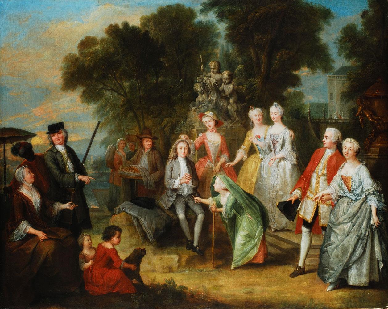 François Octavien 1695 - 1736