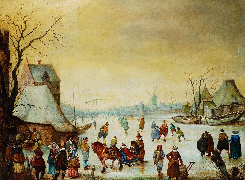 Barent Averkamp 1612 - 1679, zugeschreiben