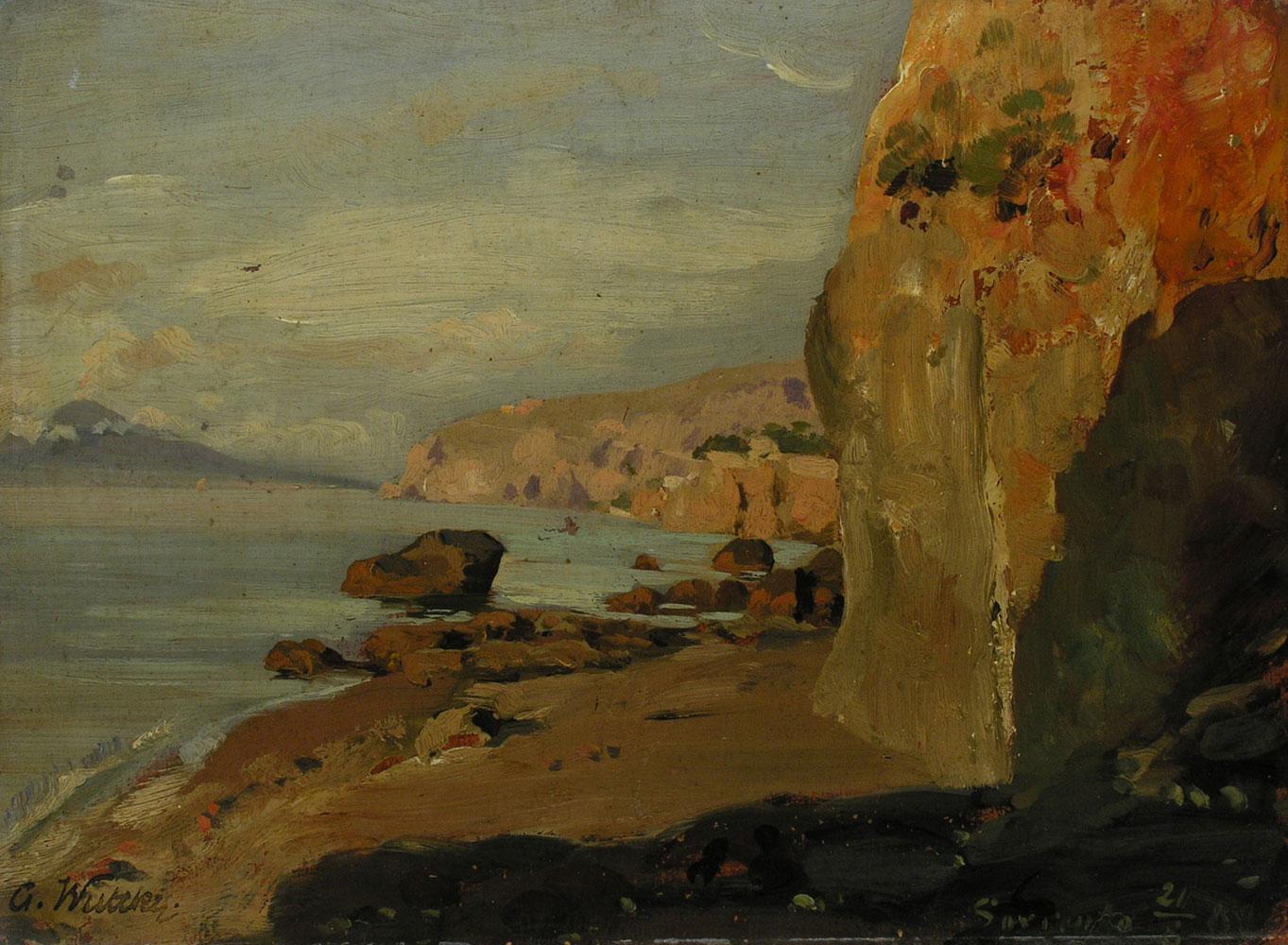 Carl Wuttke 1849 - 1927