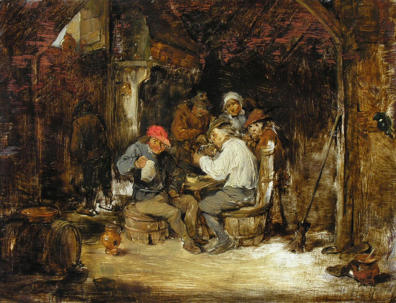 Adriaen Brouwer, nach 19. Jahrhundert