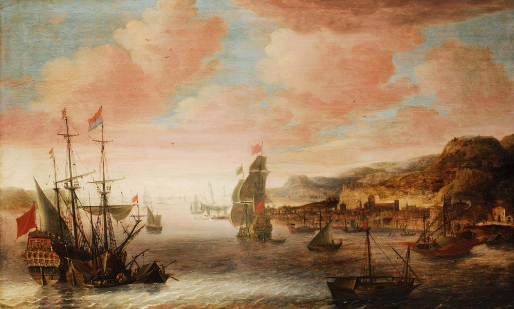 Jacob W. Knijf (Knyff) 1638 Haarlem - 1681 London