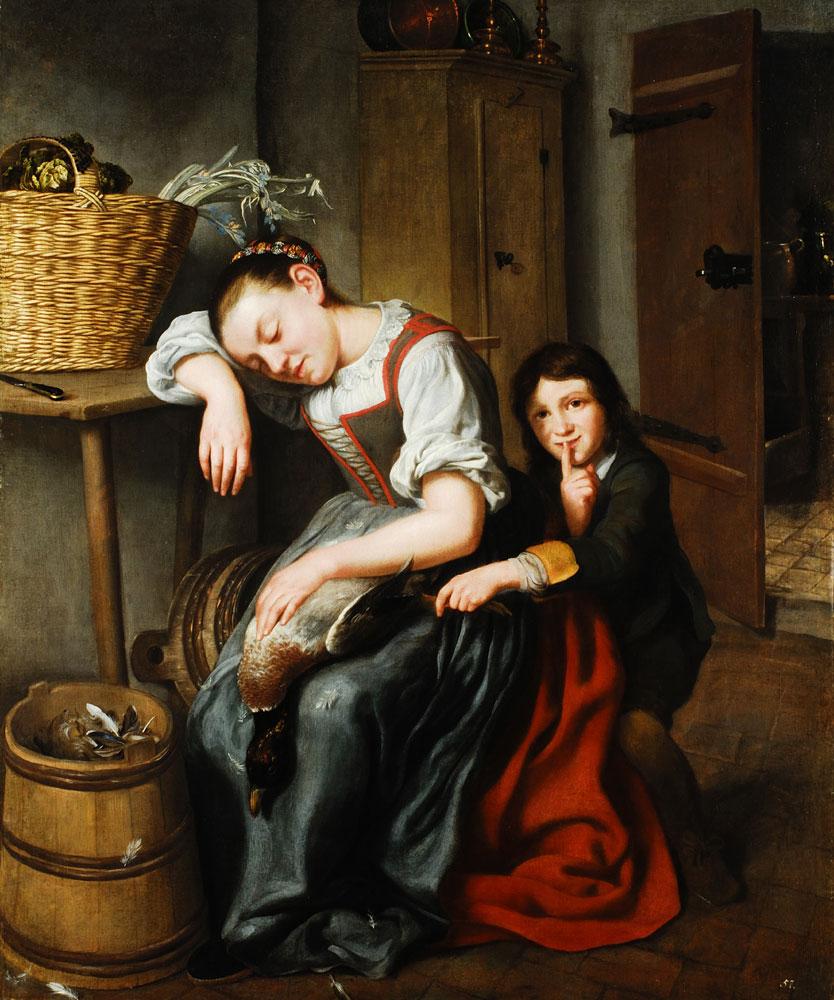 Pieter Gerrits van Roestraten, um 1630 Haarlem- 1698/ 1700 London