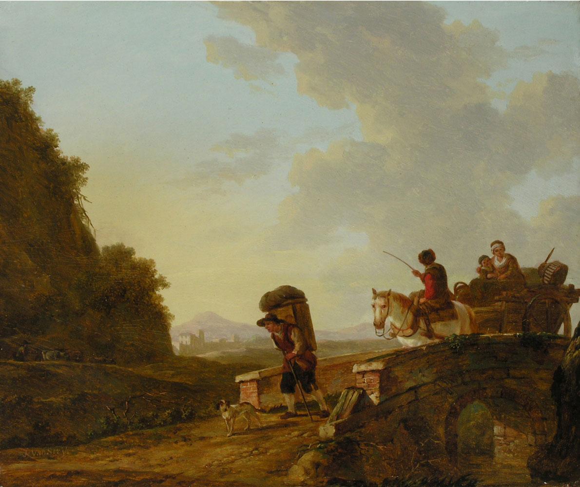 Jacob van Strij 1756 - 1815 Dordrecht