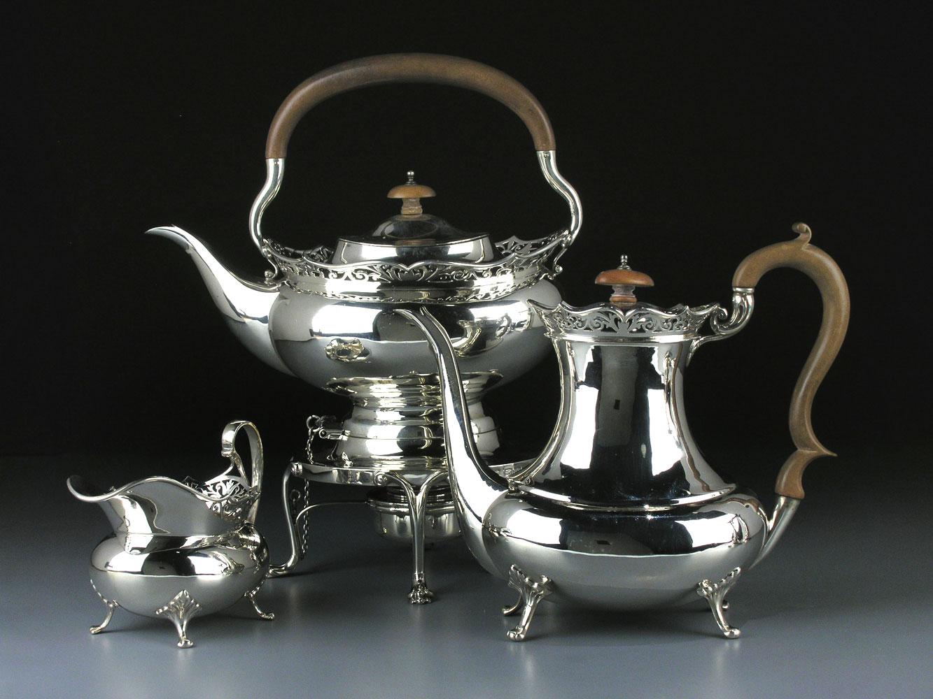 Englisches Teeset