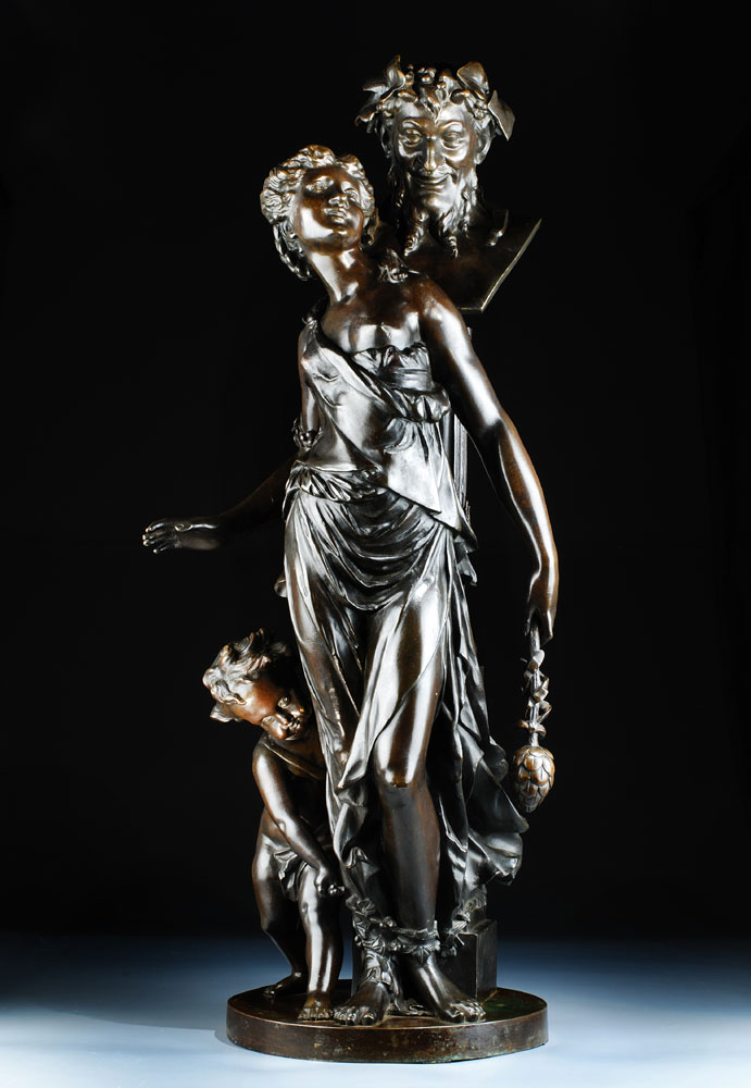 Claude-Michel Clodion 1738 - 1814