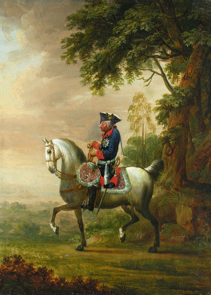 Daniel Chodowiecki 1726 Danzig - 1801 Berlin, zug.