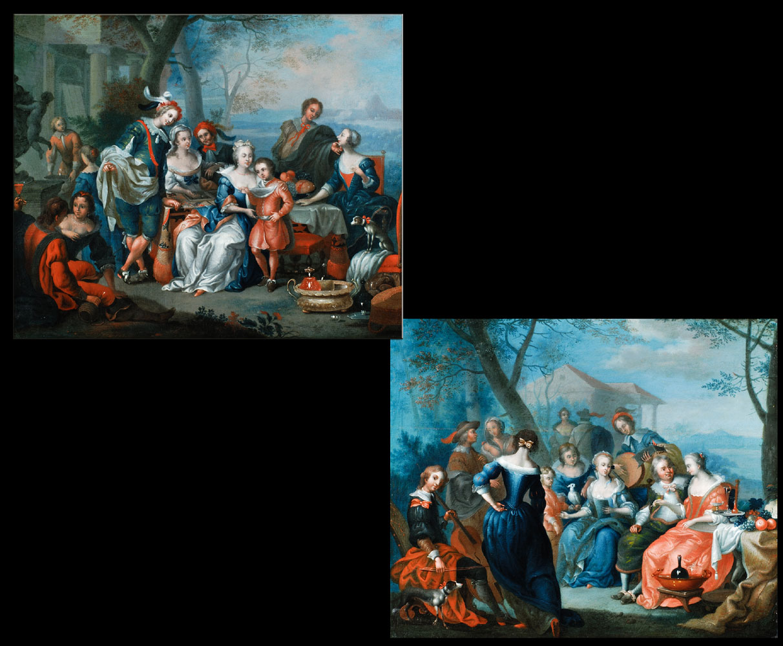 Franz Christoph Janneck 1703 Graz - 1761 Wien, zug.