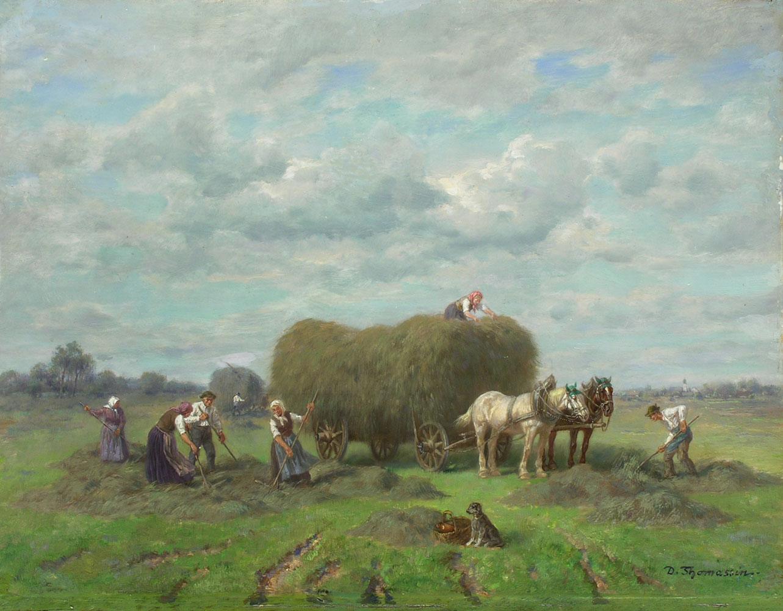 Desiré Thomassin 1858 - 1933 München