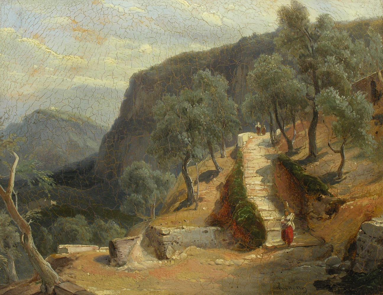 Joseph Hornung 1791 Genf - 1870