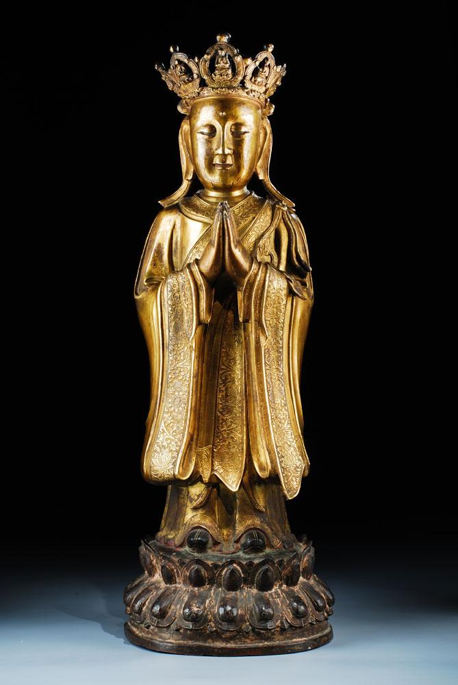 Große Kuan Yin der Ming-Dynastie