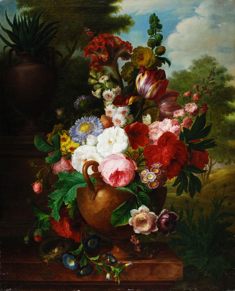 Cornelis van Spaendonck 1756 Holland - 1839