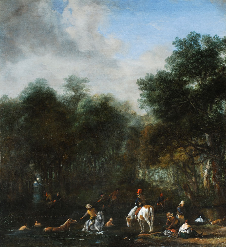 Philips Wouwerman, 1619 Haarlem - 1668