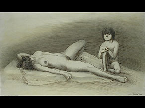 Detail images:  Reiner Zimnik Deutscher Maler des 20. Jahrhunderts