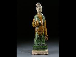 Detail images:  Hofdame der Ming-Dynastie